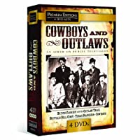 Cowboys & Outlaws [DVD] [Import]