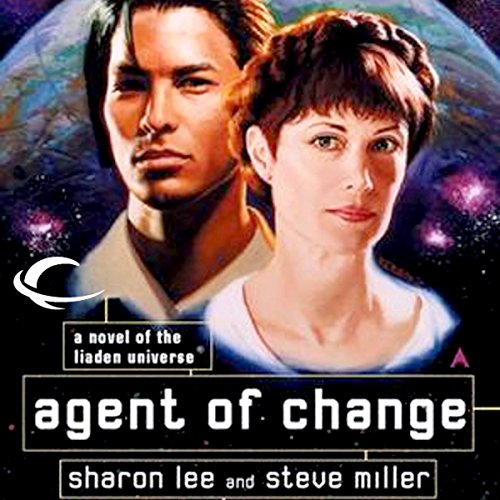 Agent of Change cover art