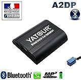 Yatour––Kit vivavoce Bluetooth telefono e streaming audio...