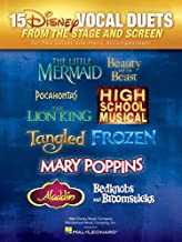 15 Disney Vocal Duets: from Stage and Screen for Two Voices and Piano Accompaniment