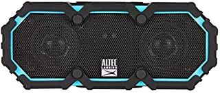 New iMW477 Mini Life Jacket Bluetooth Speaker Waterproof Wireless Bluetooth Speaker, Hands-Free Extended Battery Outdoor Speaker, Ultra-Portable 10ft Range, Blue/Black