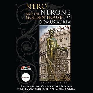 Nerone e la Domus Aurea copertina