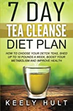 7 Day Tea Cleanse Diet Plan: How To Choose Your Detox Teas, Shed Up To 10 Pounds a Week, Boost Your Metabolism and Improve Health