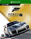 Forza Motorsport 7 アルティメットエディション (【特典】Steelbook特製ケース・アーリーアクセス・カーパス・VIPパック・The Fate of the Furious カーパック 同梱) - XboxOne