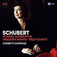 Elisabeth Leonskaja - Schubert Piano Works