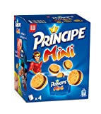 Principe - Galleta Mini Crema De Chocolate, 160 g - , Pack de 6