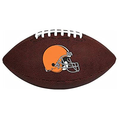 NFL Game Time Full Regulation-Size Football, Cleveland Browns
