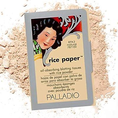 Palladio Rice Paper Facial