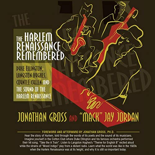 The Harlem Renaissance Remembered audiobook cover art