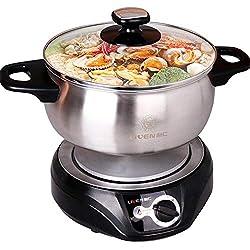 ecea531d2c34 15 Best Electric Hot Pots 2019 (Mini Hot Pot Vs Big Hot Pot) - Which ...
