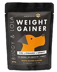 Buddy & Lola Weight Gainer