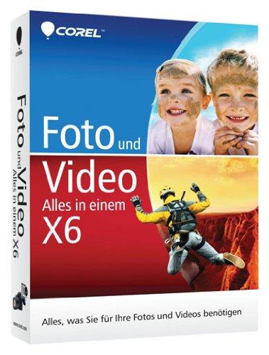 Corel Foto und Video X6