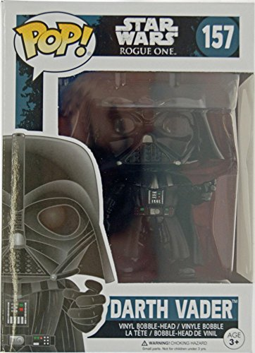 Pop! Star Wars: Rogue One - Darth Vader Choking Grip Limited #157 Vinyl Bobble-Head Figure