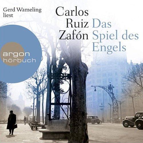Das Spiel des Engels (Friedhof der vergessenen Bücher 2) audiobook cover art