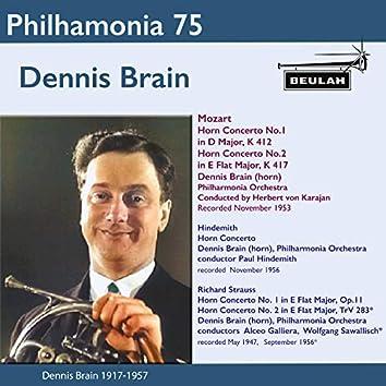 Philharmonia 75 - Dennis Brain