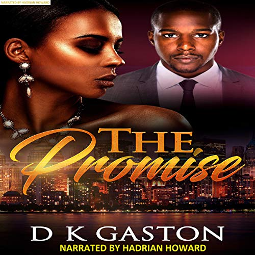 The Promise Audiobook By D K Gaston cover art