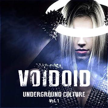 Underground Culture Vol. 1