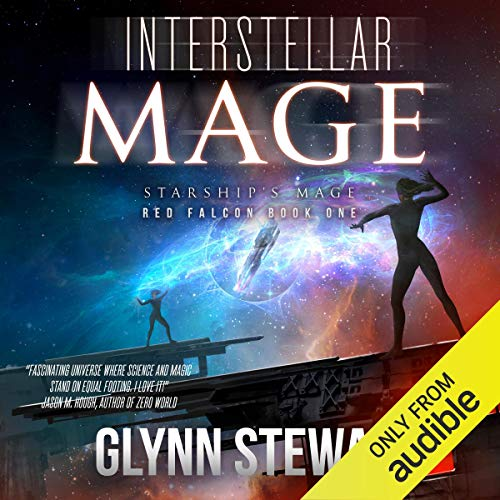 Interstellar Mage: Starship's Mage cover art