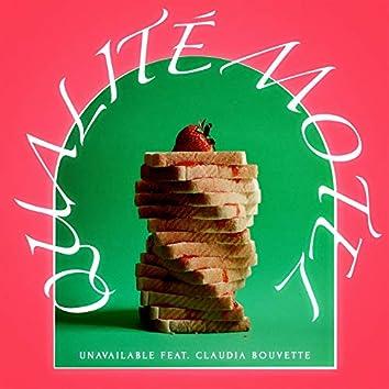 Unavailable (feat. Claudia Bouvette)
