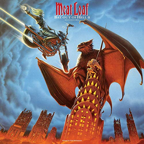 Bat Out of Hell II: Back Into Hell (2lp) [Vinyl LP]