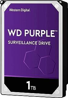 Western Digital Purple™ 1 TB Disque Dur Interne 8.9 cm (3.5) SATA III WD10PURZ Vrac