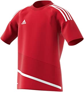 adidas Regista 16 Youth Soccer Jersey S Power Red/White