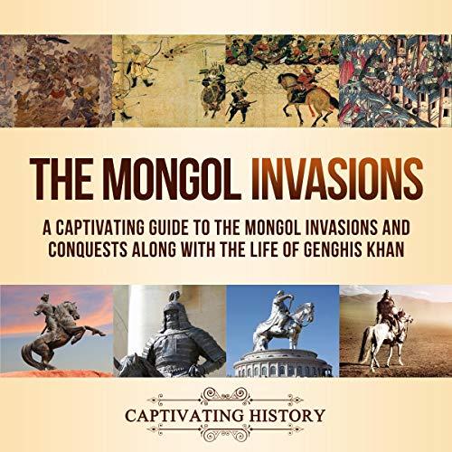 『The Mongol Invasions』のカバーアート
