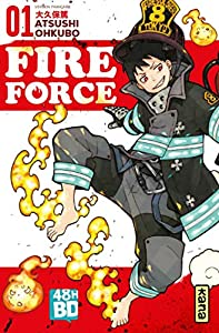 Fire Force Edition 48h BD Tome 1