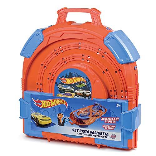 Grandi Giochi Pista koffer Hot Wheels, meerkleurig, GG00695