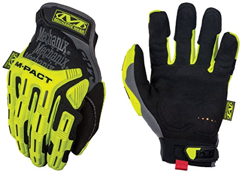 Mechanix Wear HI-VIZ guantes CR5
