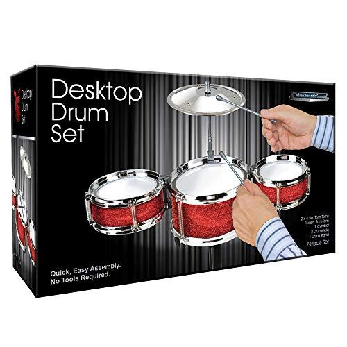16. Desk Drums