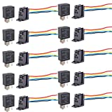 ESUPPORT Automotive Replacement Electrical System Relays