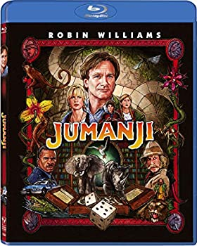 Jumanji (Remastered Blu-ray)