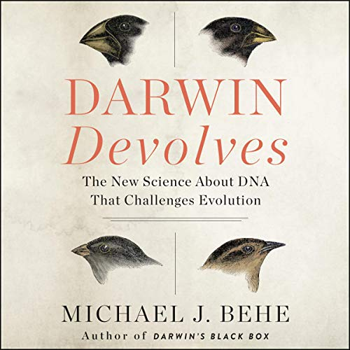 Darwin Devolves  By  cover art