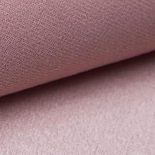 NOVELY ARTENA Möbelstoff | Velours | samtig weich | Polsterstoff | Bezugsstoff | PFLEGELEICHT | ANSCHMIEGSAM 09 Rosa