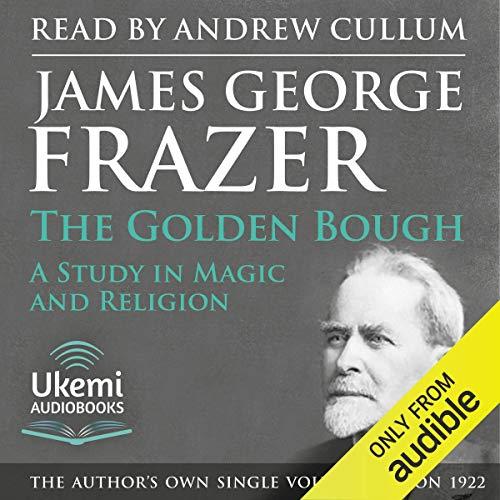 The Golden Bough audiobook cover art