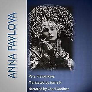 Anna Pavlova cover art