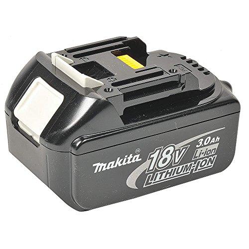 Makita BL183018.0V 3.0Ah Lithium-Ionen-Batterie (638409–2)–Originalprodukt