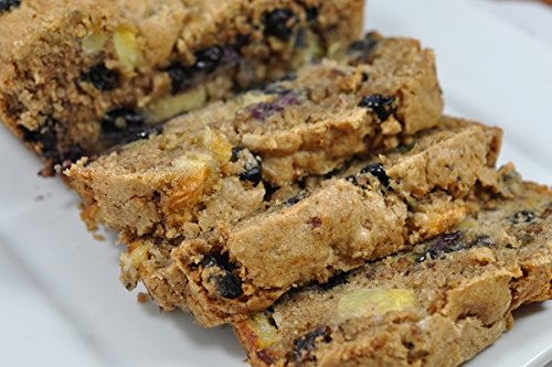 Blueberry Zucchini Bread Three Loaves Beckeys Kountry Kitchen Homemade Zucchini Bread