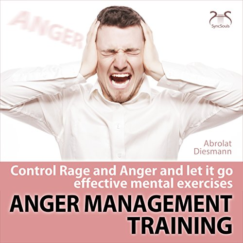 Anger Management Training audiobook cover art