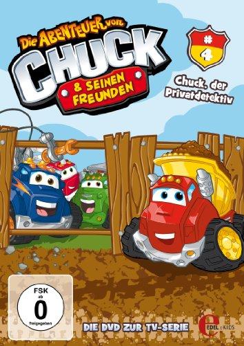 Vol. 4: Chuck, der Privatdetektiv