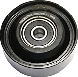 Accessory Belt Idler Pulley For PATHFINDER 01-04 / FX35 03-08 / M45 07-10 / G25 11-12 Fits REPN317402