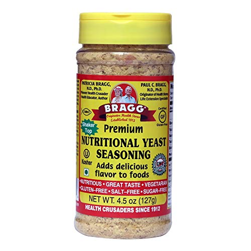 Bragg Premium Nutritional Yeast Seasoning, 127 g