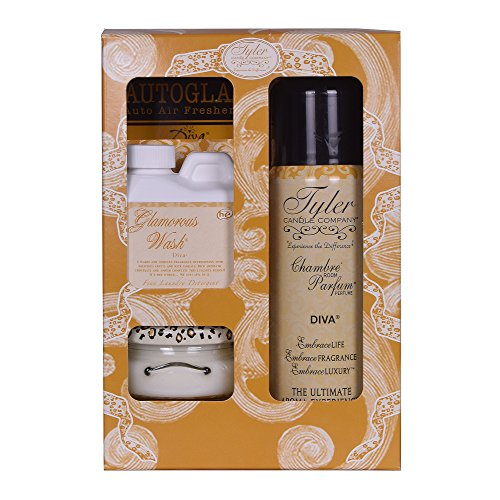 Tyler Candle Diva Glamorous Gift Suite