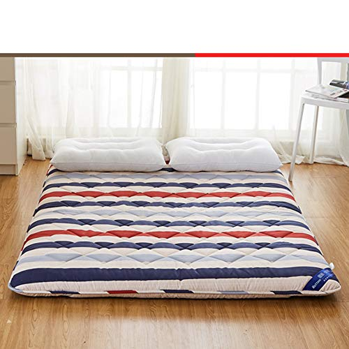 C&DIAN Crawling Mat,Tatami Mattress,Comfort Portable,Mattress Ground Floor Sleeping Pad Folding Mat Lazy Bed For Dorm Room Bedroom-A 90x200cm(35x79inch)