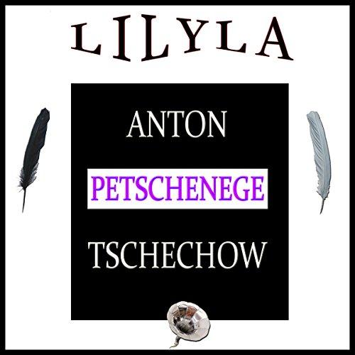 Petschenege audiobook cover art