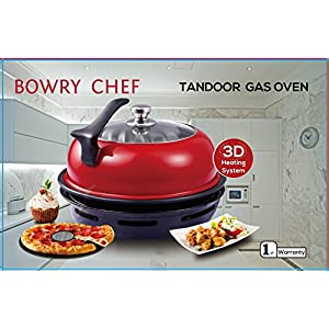 Tandoor Oven Barbeque for Gas Hob (Indoor BBQ) 9