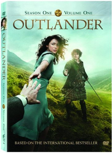 Outlander DVD for Season 1, Part 1