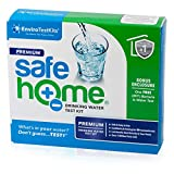 Product Image of the Safe Home PREMIUM Water Quality Test Kit – Testing for 50 Different Parameters – Comprehensive Analysis of City Water or Well Water