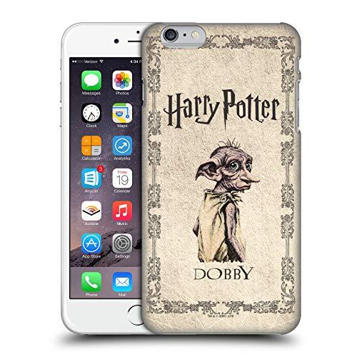 Head Case Designs sous Licence Officielle Harry Potter Dobby House Elf Creature Chamber of Secrets II Coque Dure pour l'arrière Compatible avec Apple iPhone 6 Plus/iPhone 6s Plus